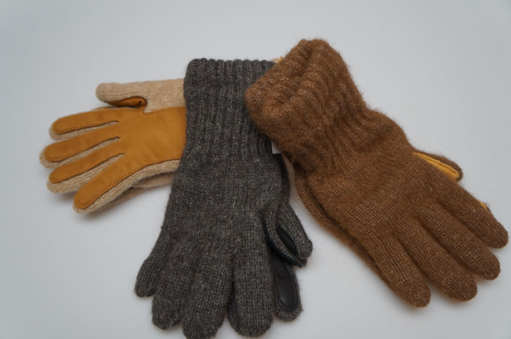 Alpaca Driving Gloves